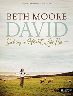 david seeking a heart like his beth moore